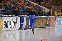 SPEEDSKATING: HEERENVEEN: 11-01-2020, IJsstadion Thialf, European Championship distances, 5000m Men, Andrea Giovannini (ITA), ©foto Martin de Jong