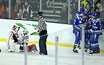 St. Cloud State University vs Air Force Men's Hockey DI West Region
