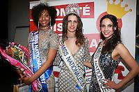 ANAELLE BAGOT, elue MISS NATIONALE 2017 entourÈe de sa 1ere dauphine & d'EUGENIE JOURNEE Miss Nationale 2016 - Soiree Elections MISS NATIONALE 2017 MISS NEW MODEL JUNIOR MISS NEW MODEL FRANCE & MISS NATIONALE PETITE