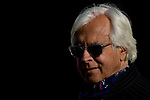 November 4, 2020: Trainer Bob Baffert at Keeneland Racetrack in Lexington, Kentucky on November 4, 2020. Alex Evers/Eclipse Sportswire/Breeders Cup