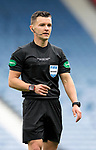 St Johnstone v Hibs…22.05.21  Scottish Cup Final Hampden Park<br />Referee Nick Walsh<br />Picture by Graeme Hart.<br />Copyright Perthshire Picture Agency<br />Tel: 01738 623350  Mobile: 07990 594431