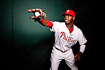 Philadelphia Phillies Outfielder Dominic Brown