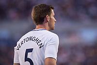 Orlando, FL - Saturday July 22, 2017: Jan Vertonghen during the International Champions Cup (ICC) match between the Tottenham Hotspurs and Paris Saint-Germain F.C. (PSG) at Camping World Stadium.