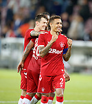 08.08.2019 FC Midtjylland v Rangers: James Tavernier