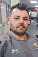 Pictured: Sean kelly, South Wales Police handout.<br /> Re: An attack that led to the death of a man in Cardiff has seen one man convicted of murder and another of manslaughter.<br /> 37 year old Sean Kelly, 37, was stabbed in the leg in the Splott area in the early hours of 13 July, 2017 but died three days later.<br /> Aaron Bingham, 18 and Nicholas Saleh, 46, both from Cardiff, denied murder at the city's Crown Court.<br /> A jury found Bingham - who inflicted the knife wound - guilty of murder and Saleh guilty of manslaughter.