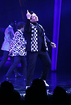 """Kelvin Moon Loh during the Broadway Opening Night Performance Curtain Call for """"Beetlejuice"""" at The Winter Garden on April 25, 2019 in New York City."""