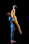 SUITE FOR FIVE..Choregraphie : CUNNINGHAM Merce..Compositeur : CAGE John..Compagnie : Merce Cunningham Dance Company..Lumiere : EMMONS Beverly..Costumes : RAUSCHENBERG Robert..Avec :..MADOFF Daniel..WEBER Andrea..Lieu : Theatre de la Ville..Ville : Paris..Le : 15 12 2011..Laurent Paillier