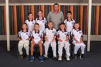 Year 7 Falcons. Eastern Suburbs Cricket Club junior team photos at Easts Cricket clubrooms, Kilbirnie, Wellington, New Zealand on Monday, 6 March 2017. Photo: Dave Lintott / lintottphoto.co.nz