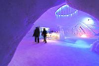 The Arctic, Norway, Kirkenes, The Snow Hotel.