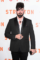 "Matt Spacklen<br /> at the ""Stratton"" premiere, Vue West End, Leicester Square London. <br /> <br /> <br /> ©Ash Knotek  D3300  29/08/2017"