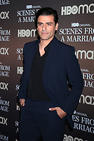 NEW YORK, NY- October 10: Oscar Isaac at the HBOMAX premiere of Scenes From A Marriage at the Museum of Modern Art Titus Theatre in New York City on October 10, 2021 <br /> CAP/MPI/RW<br /> ©RW/MPI/Capital Pictures