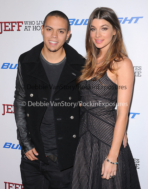 Evan Ross at The Paramount Vantage JEFF,Who Lives at Home held at The DGA Theatre in West Hollywood, California on March 07,2012                                                                               © 2012 Hollywood Press Agency