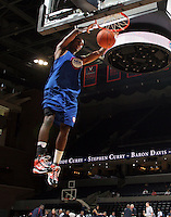 Sam Thompson at the NBPA Top100 camp at the John Paul Jones Arena Charlottesville, VA. Visit www.nbpatop100.blogspot.com for more photos. (Photo © Andrew Shurtleff)
