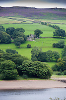 Ashes Farm above Derwent Water.