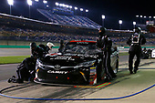 NASCAR XFINITY Series<br /> VisitMyrtleBeach.com 300<br /> Kentucky Speedway<br /> Sparta, KY USA<br /> Saturday 23 September 2017<br /> Ryan Preece, Hurricane Relief Toyota Camry pit stop<br /> World Copyright: Russell LaBounty<br /> LAT Images