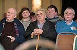 Interested parties look on at the Clare Fine Gael selection convention in the Auburn Lodge hotel, Enis. Photograph by John Kelly.