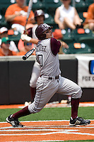 Gonzalez, Kevin  0417.jpg.  Big 12 Baseball game with Texas A&M Aggies at Texas Lonhorns  at UFCU Disch Falk Field on May 9th 2009 in Austin, Texas. Photo by Andrew Woolley.