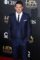 HOLLYWOOD, LOS ANGELES, CA, USA - NOVEMBER 14: Channing Tatum arrives at the 18th Annual Hollywood Film Awards held at the Hollywood Palladium on November 14, 2014 in Hollywood, Los Angeles, California, United States. (Photo by Xavier Collin/Celebrity Monitor)