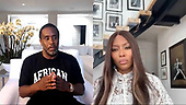 UNDISCLOSED LOCATION -- APRIL 23: In this screen grab Diddy appears on the 'No Filter With Naomi Campbell' on April 23, 2020. (Photo by ON-SITEFOTOS)