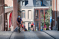 Guillaume Van Keirsbulck (BEL/Alpecin-Fenix) up the Sint-Antoniusberg<br /> <br /> 55th Grote Prijs Jef Scherens - Rondom Leuven 2021 (BEL)<br /> <br /> One day race from Leuven to Leuven (190km)<br /> ridden over the final circuit of the 2021 World Championships road races <br /> <br /> ©kramon