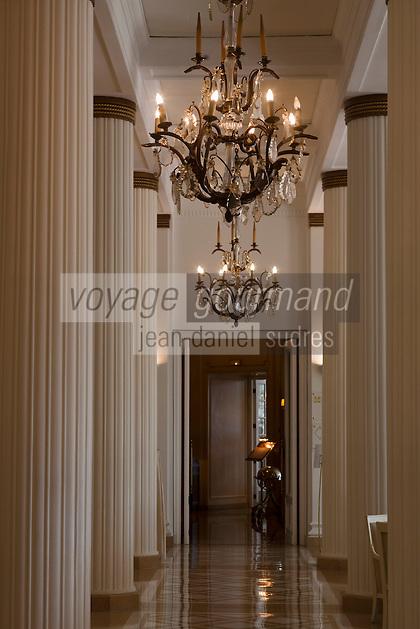 Europe/France/Provence-Alpes-Côte d'Azur/06/Alpes-Maritimes/Cannes: Hall de l' Hôtel Carlton