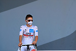 TOUR DE FRANCE 2020- UCI Cycling World Tour under Virus Outbreak. Stage 15th from Lyon to Grand Colombier on the 13th of September 2020, Lyon, France. Tadej Pogacar from Slovenia, UAE Team Emirates