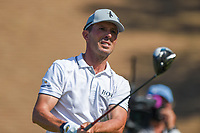 May 2nd 2021; The Woodlands, Texas, USA;  Mike Weir watches his tee shot on 10 during final round  of the 2021 Insperity Invitational at The Woodlands Country Club on May 2, 2021 in The Woodlands, Texas.