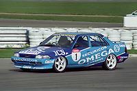 Round 1 of the 1992 British Touring Car Championship. #1 Will Hoy (GBR). Team Securicor ICS Toyota. Toyota Carina.
