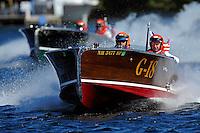 2011 Wolfeboro Vintage Raceboat Regatta