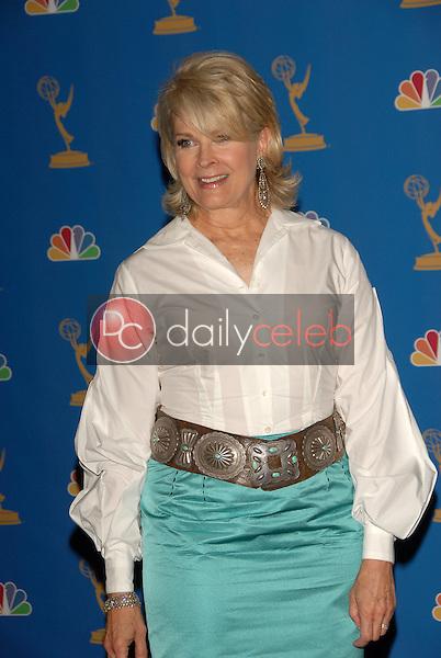 Candice Bergen<br />in the Press Room at the 58th Annual Primetime Emmy Awards. The Shrine Auditorium, Los Angeles, CA. 08-27-06<br />Scott Kirkland/DailyCeleb.com 818-249-4998