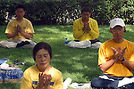 falun gong members at 2008 convention