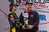 Second Place #26: Colton Herta, Andretti Autosport Honda