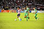 Junior venció 2-0 a Atlético Nacional. Fecha 4 Cuadrangulares II-2019.