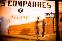 """""""COMPADRES"""" have in mexican spanish two meanings, """"godfather of my children"""" or in the street; anybody that can be your """"tequila friend""""."""
