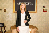 "Carolina Bang attend the presentation of the movie ""Musaranas"" in Madrid, Spain. December 17, 2014. (ALTERPHOTOS/Carlos Dafonte) /NortePhoto /NortePhoto.com"