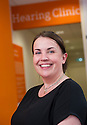 Amplifon audiologist Lynsey McDonald<br /> <br /> <br /> 29/06/2016    010_amplifon  <br /> Copyright  Pic : James Stewart   <br /> James Stewart Photography, 19 Carronlea Drive, Falkirk. FK2 8DN  <br /> Vat Reg No. 607 6932 25  <br /> Mobile : +44 (0)7721 416997  <br /> E-mail  :  jim@jspa.co.uk  <br /> If you require further information then contact Jim Stewart on any of the numbers above ...
