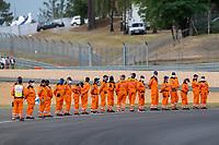 Marshals, 24 Hours of Le Mans , Race, Circuit des 24 Heures, Le Mans, Pays da Loire, France