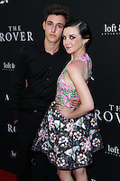 WESTWOOD, LOS ANGELES, CA, USA - JUNE 12: Claudia Levy at the Los Angeles Premiere Of A24's 'The Rover' held at Regency Bruin Theatre on June 12, 2014 in Westwood, Los Angeles, California, United States. (Photo by Xavier Collin/Celebrity Monitor)