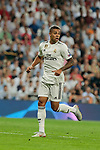 Real Madrid's Mariano Diaz during Champions League match. September 19, 2018. (ALTERPHOTOS/A. Perez Meca)