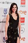 Veronica Moral attends to XXV Forque Awards at Palacio Municipal de Congresos in Madrid, Spain. January 11, 2020. (ALTERPHOTOS/A. Perez Meca)