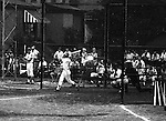 Ford City PA: Bethel Park vs Arnold to advance to the state American Legion Playoffs. Jack Snyder swinging and hitting during the game with Bob Colligan on deck.  Bob Purkey pitched a shut out (1-0) and the team advanced to the state playoffs in Allentown PA.  Gary Biro on deck. Others in the photo; Mr. and Mrs. Bob Purkey Sr, Mike Stewart, Paul Hauck, Skip Uhl, and Craig Balmford.