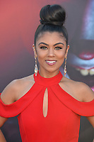 "LOS ANGELES, USA. August 27, 2019: Brandi King at the premiere of ""IT Chapter Two"" at the Regency Village Theatre.<br /> Picture: Paul Smith/Featureflash"
