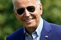 JUL 25 Joe Biden returns from Delaware - Washington