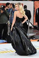 """LONDON, UK. July 30, 2019: Lottie Moss at the UK premiere for """"Once Upon A Time In Hollywood"""" in Leicester Square, London.<br /> Picture: Steve Vas/Featureflash"""