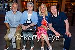 Enjoying the evening in Killarney on Thursday, l to r: Patrick, Peg, Linda and Patrick Jr Buckley from Banteer.