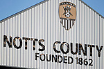 Notts County v Mansfield Town 14/01/2017