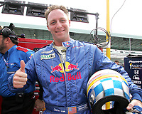 Pole winner Darren Law at the Grand Prix od Miami at Homestead-Miami Speedway on Saturday, March 5, 2005.(Grand American Road Racing Photo by Brian Cleary)