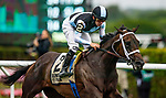 June 3, 2021:  Con Lima with Flavien Prat wins the Wonder Again Stakes at Belmont Park in Elmont, New York on June 3, 2021. Evers/Eclipse Sportswire/CSM