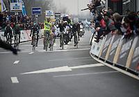 Dwars Door Vlaanderen 2013.winner: Oscar Gatto (ITA)