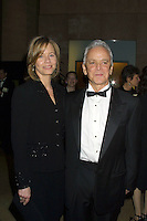 ©2003 KATHY HUTCHINS / HUTCHINS PHOTO AGENCY.2003 ACE Eddie Awards.honoring the best in editing.February 23, 2003.Beverly Hills, CA..SUSAN DEY.HUSBAND